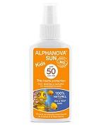 Krema za sončenje - zaščita ALPHANOVA