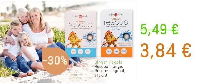 Rescue v akciji